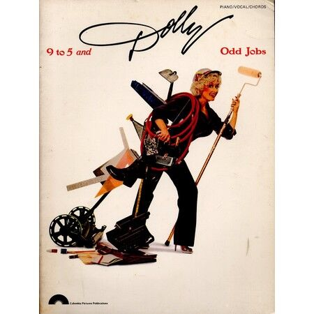 9 To 5 And Odd Jobs Featuring Dolly Piano Vocal Chords