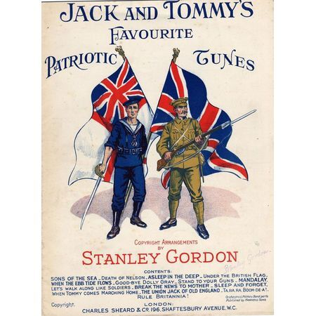 Jack and Tommy's Favourite Patriotic Tunes
