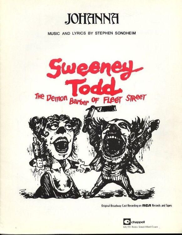 Johanna From The Musical Sweeney Todd The Demon Barber Of Fleet
