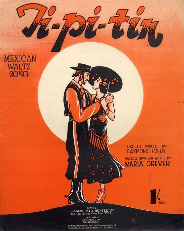 Ti pi tin - Mexican Waltz Song