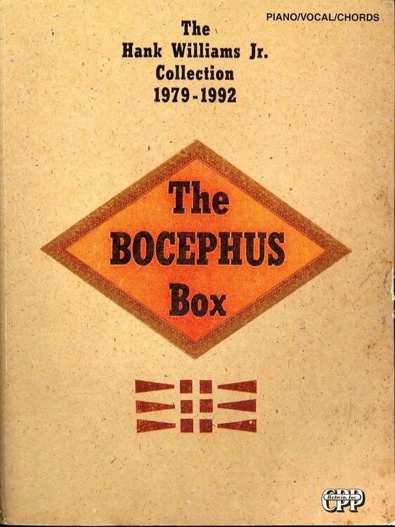 The Bocephus Box - The Hank Williams Jr. Collection (1979-1992 ...