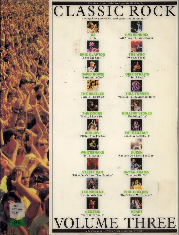Classic Rock - 20 Essential Titles from the Giants of Rock - For ...