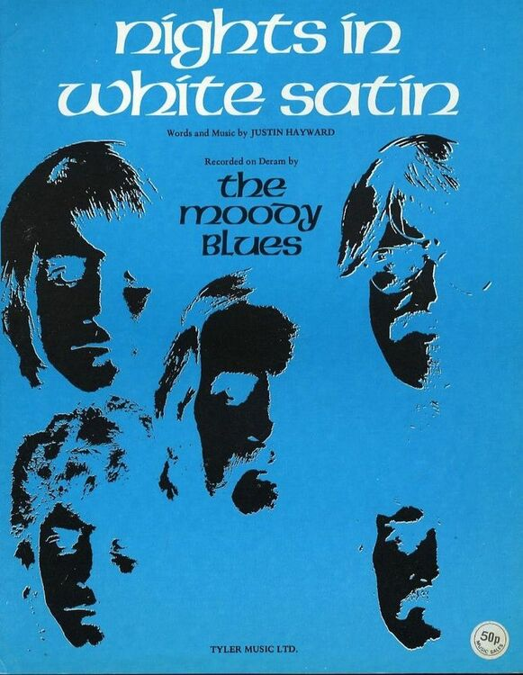 Nights in White Satin - Recorded on Deram by The Moody Blues - For ...