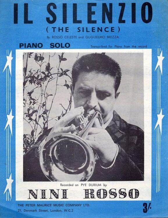 Il Silenzio (The silence) Trumpet Solo with Piano - Nini Rosso
