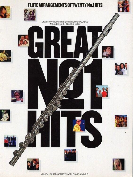 Great No1 Hits, flute arrangements of 20 No1 Hits