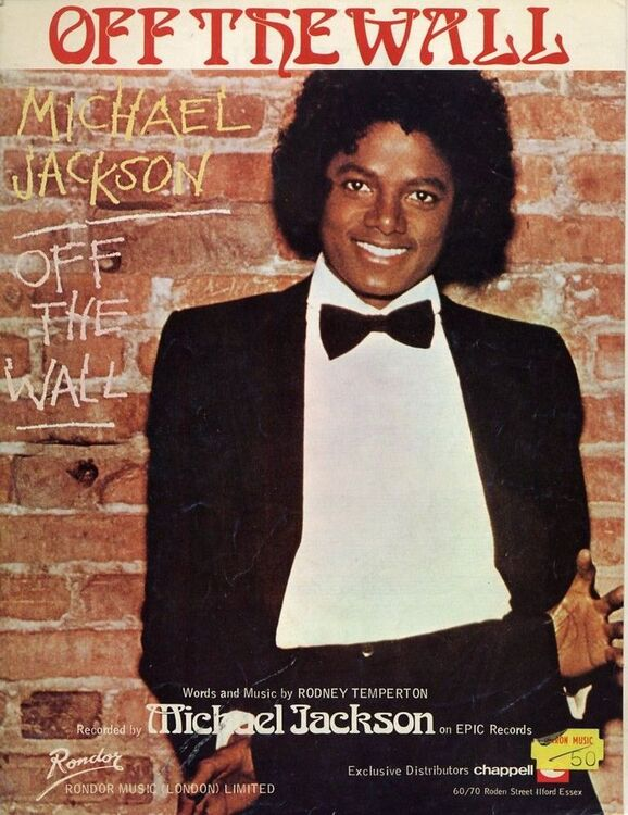off the wall michael jackson only 14 00