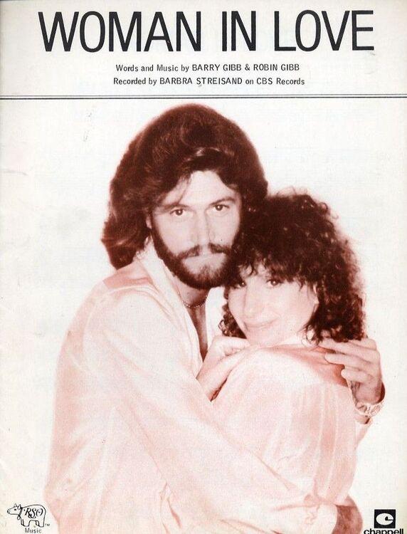 Barbra Streisand Woman in love : Free Download, Borrow
