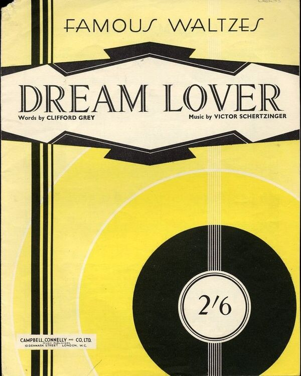 Dream Lover - Famous Song Waltz