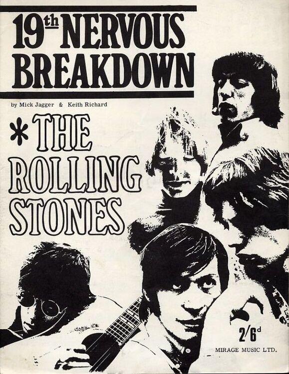 "Rolling Stones tribute ""19th Nervous Breakdown"""