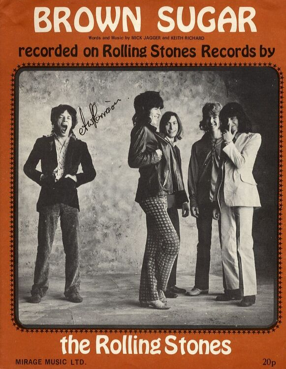 Brown Sugar - Featuring Rolling Stones