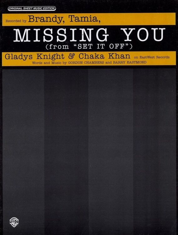 Missing you (from
