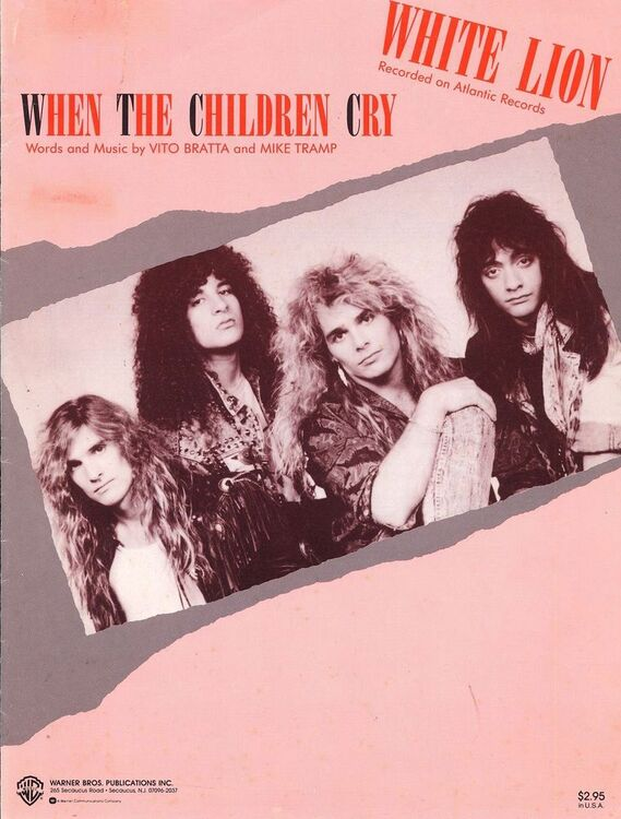 When the Children Cry - Featuring White Lion