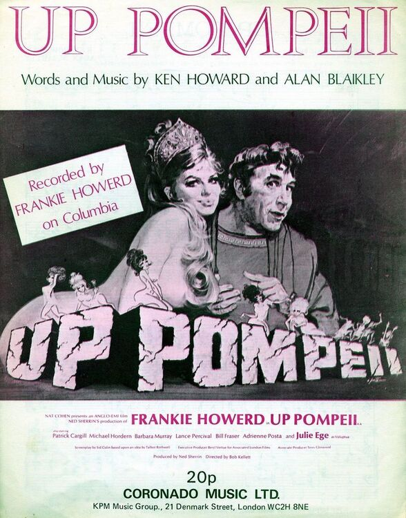 Up Pompeii - Frankie Howerd