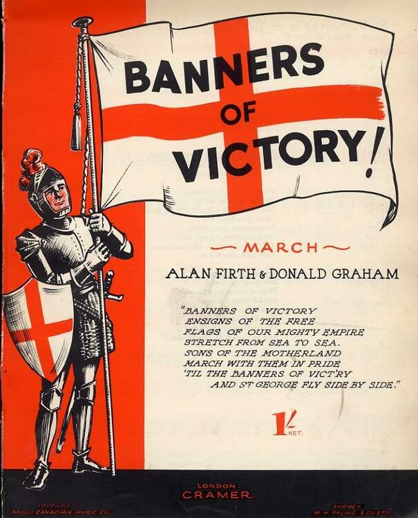 Banners of Victory - Introducing excerpts from The National Songs