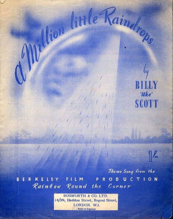 A Million Little Raindrops - Theme song from the Berkeley film production