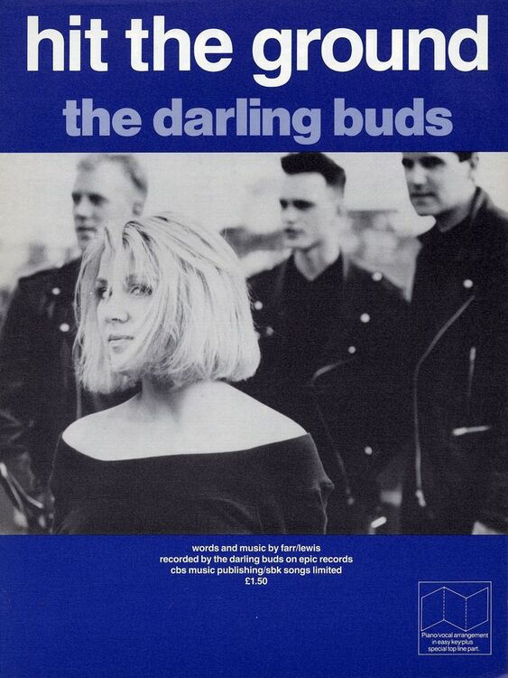 Hit the ground - Recorded by The Darling Buds - For Piano and Vocal ...