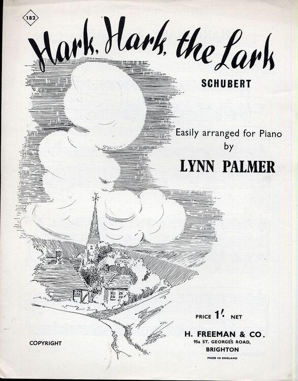 Hark! Hark! The Lark!