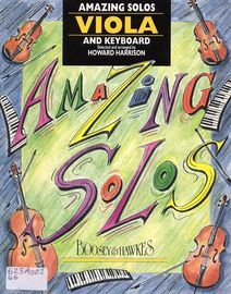 Amazing Solos - Viola and Keyboard