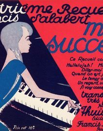 Quatrieme Recueil Francis Salabert mes succes - Transcription tres facile - For Piano Solo - French Edition