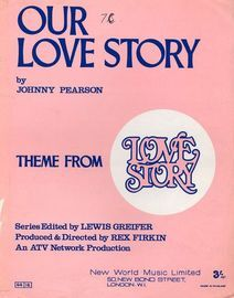 Our Love Story - Theme from Love Story