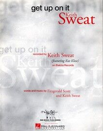 Get up on it - Recorded by Keith Sweat - Piano - Vocal - Guitar