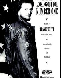 Looking Out For Number One - Featuring Travis Tritt - Piano - Vocal - Guitar