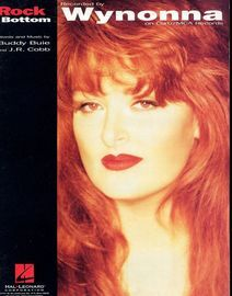 Rock Bottom - Featuring Wynonna - Piano - Vocal - Guitar
