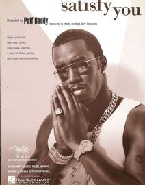 Satisfy You - Featuring Puff Daddy - Piano - Vocal - Guitar