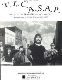 T.L.C. A.S.A.P. - Featuring Alabama - Piano - Vocal - Guitar