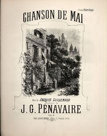 Chanson de Mai - For Piano and Voice - French Edition