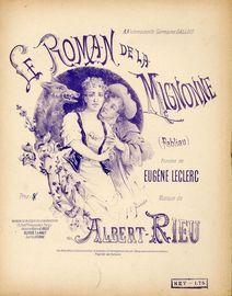Le Roman de la Mignonne (Fabliau) - For Piano and Voice - French Edition