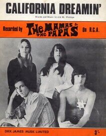 California Dreamin' - Featuring The Mamas and The Papas