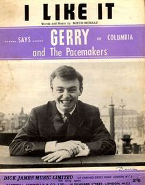 I Like It - Featuring Gerry and The Pacemakers