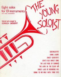 The Young Soloist - Eight Solos for E flat Instruments with Piano Accompaniment