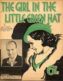 The Girl in the Little Green Hat - Song Featuring Roy Fox