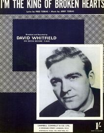 I'm The King Of Broken Hearts - Song - Featuring David Whitfield