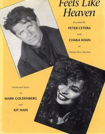 Feels Like Heaven - Featuring Peter Cetera and Chaka Khan - Piano - Vocal - Guitar