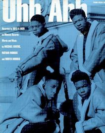 Uhh Ahh - Featuring Boyz 2 Men - Piano - Vocal - Guitar