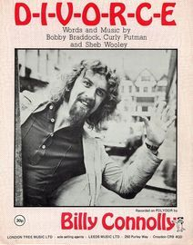 D.I.V.O.R.C.E. (Divorce) -  Recorded by Billy Connolly