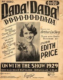 Dada! Dada! (DDDDDDDDADA)  featuring Miss Edith Price