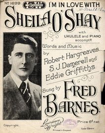 I'm in Love with Sheila O'Shay featuring Fred Barnes