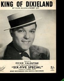 King of Dixieland - Song featuring Dickie Valentine