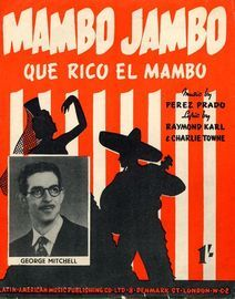 Mambo Jambo (Que Rico El Mambo) featuring George Mitchell