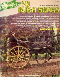 Happines Is... 70 Irish Songs - For Voice, Piano & Guitar