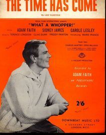 The Time Has Come  -  Adam Faith in