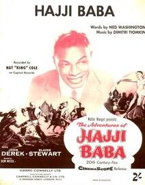 Hajji Baba - Theme Song from the 20th Century Fox Picture