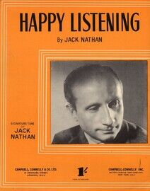 Happy Listening - Featuring Jack Nathan - Piano Solo