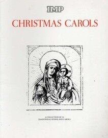 IMP Christmas Carols - A Collection of 24 Traditional Hymns and Carols - For Voice & Piano or Guitar