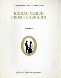 A Book Of Wedding Pieces For The Organ Air From Suite No3 In D