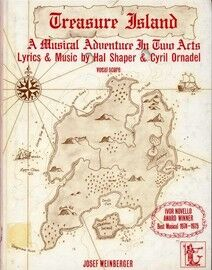 Treasure Island - A Musical Adventure in Two Acts - Vocal Score